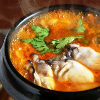 栄養豊富で体もポカポカ、牡蠣チゲ