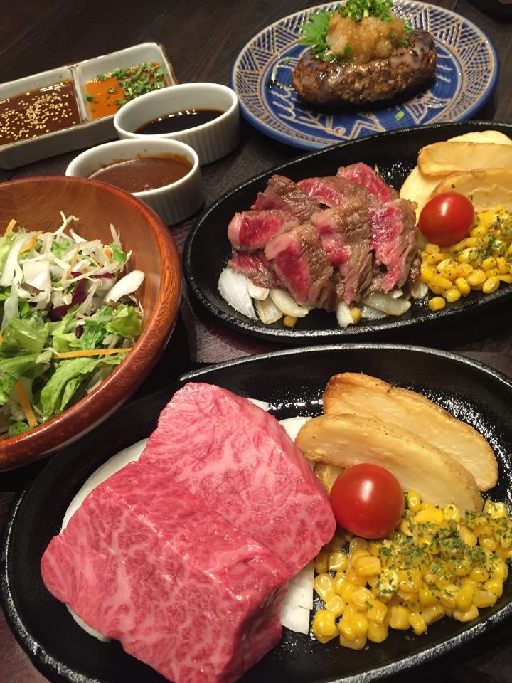 串焼き源'sランチ料理